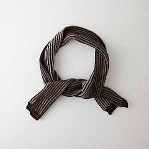HORIZONTAL STRIPE SCARF