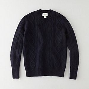 SEBASTIAN CABLE SWEATER