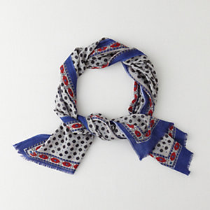 DOT MATRIX SCARF