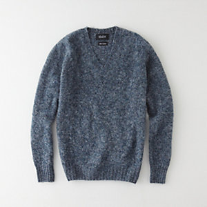 SHORTY V-NECK SWEATER