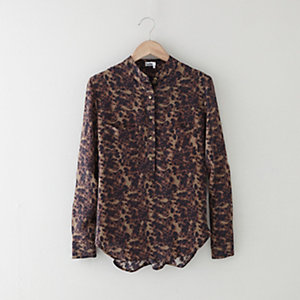 SIDNEY POCKET BLOUSE