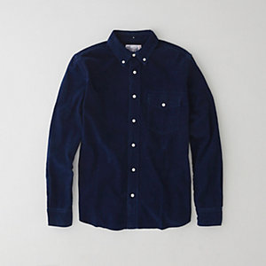 INDIGO FARM SHIRT