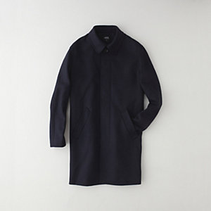 Raglan Back Mac Coat