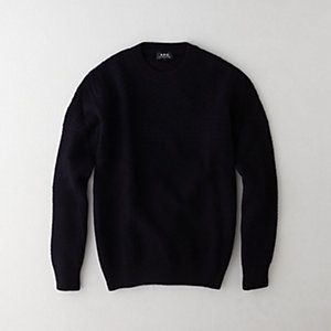 OSLO WOOL SWEATER