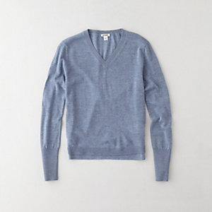 LIA V NECK SWEATER