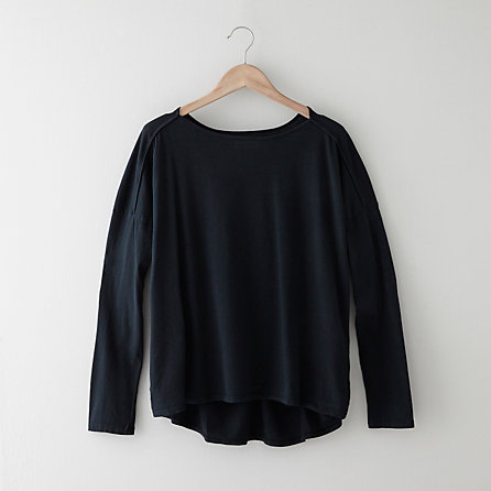 SQUARE LONG SLEEVE TEE