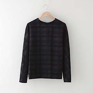 CONSTANZA WOOL SHELL TOP