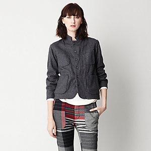 WOMENS KNIT JACKET