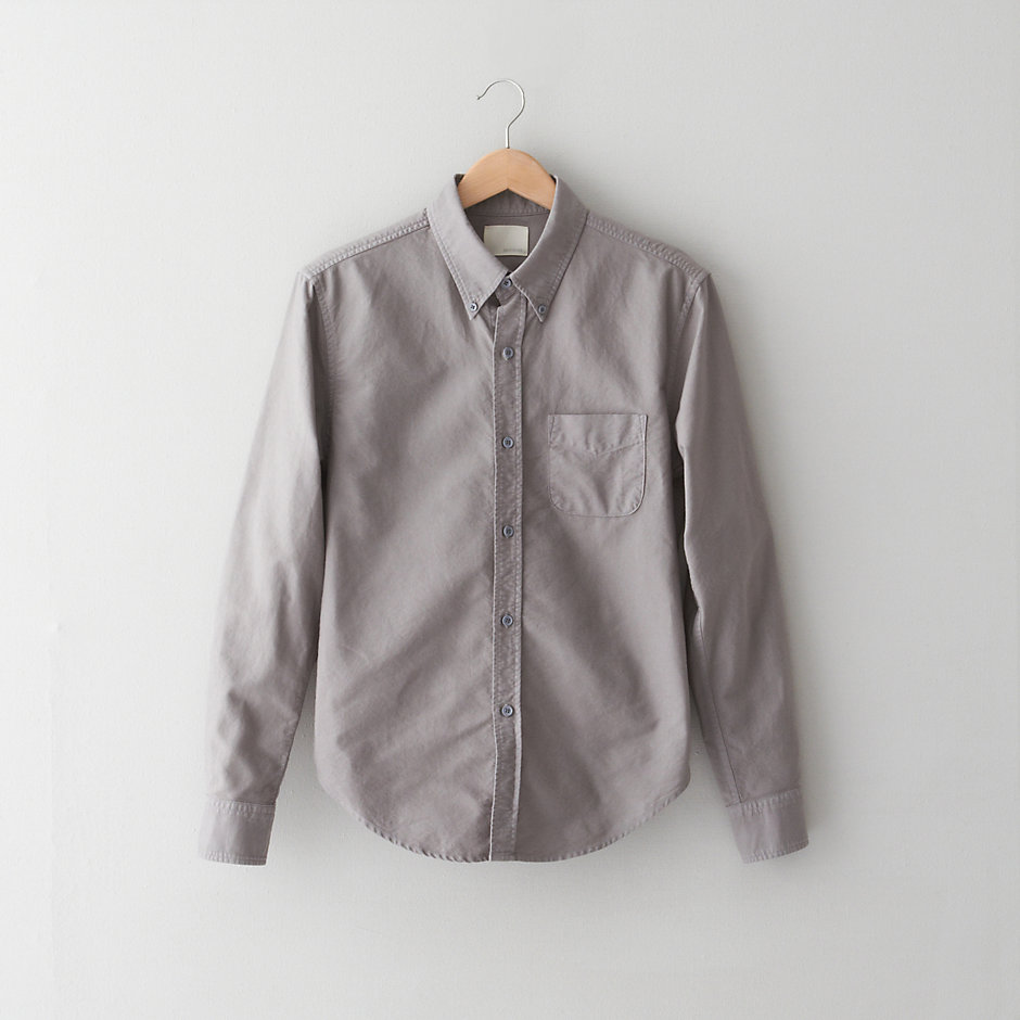 BUTTON DOWN BATISTE SHIRT
