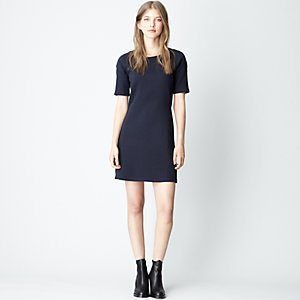 CITY SWEATSHIRT DRESS
