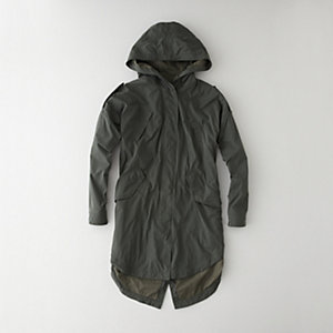 Droptail Military Parka
