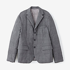 DOWN SUIT JACKET