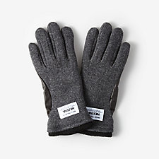 NORSE X HESTRA WOOL GLOVES