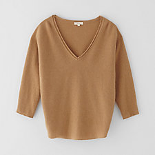PIPER CASHMERE SWEATER