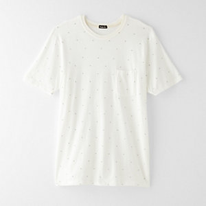 SLUB POCKET TEE - 20TH ANNIVERSARY