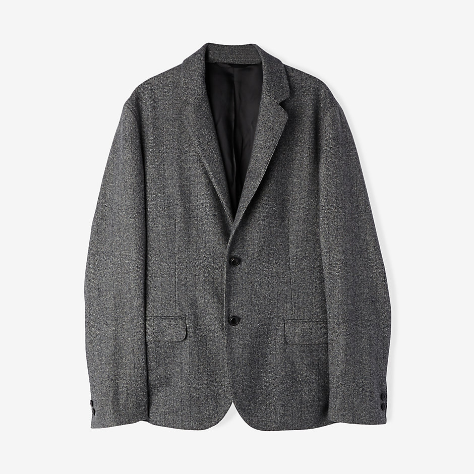 SPORTS LAPEL OLIVER JACKET