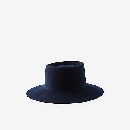 SHORT BRIM GAUCHO HAT