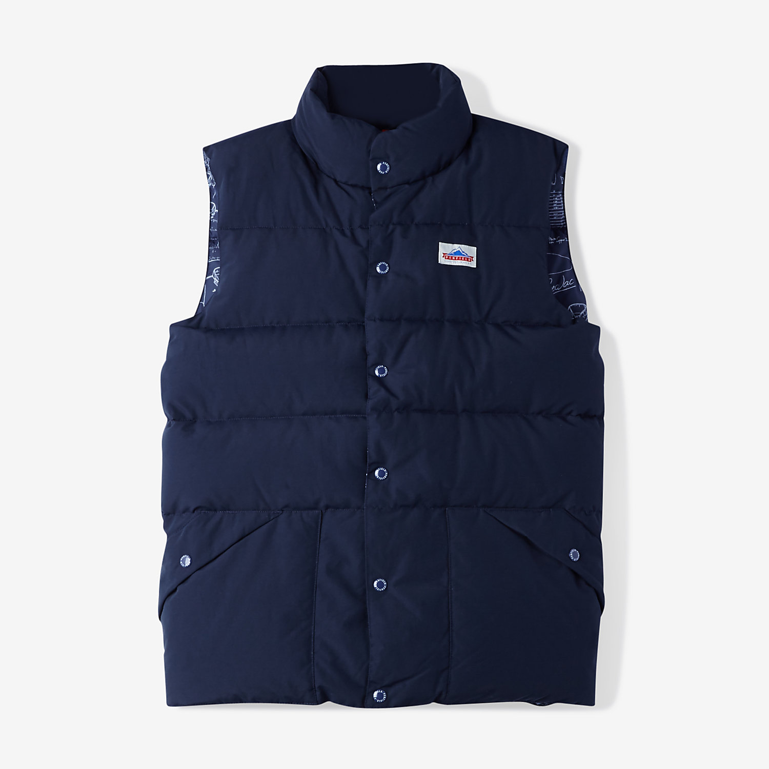 OUTBACK 40TH ANNIVERSARY DOWN VEST