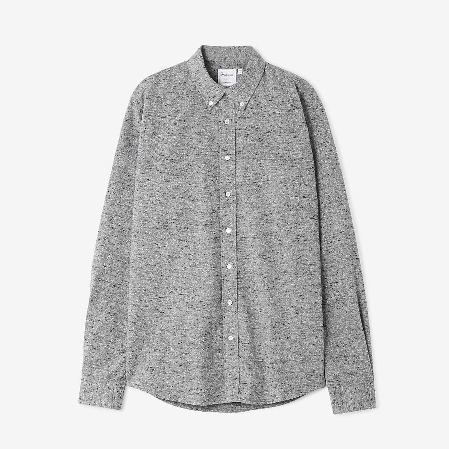 LEISURE MELANGE SHIRT