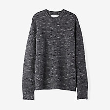 REGULAR ROUNDNECK PULLOVER