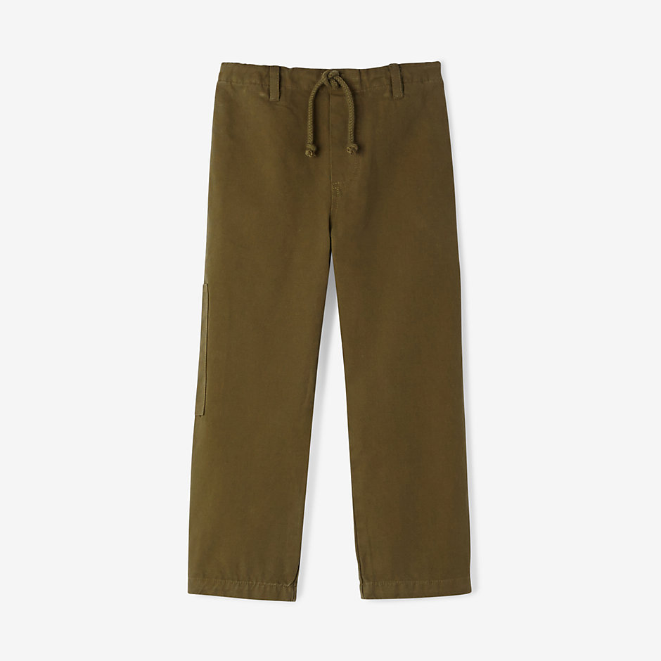 ROWE CANVAS TROUSERS