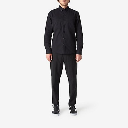 HEAVY OXFORD WORK SHIRT