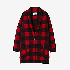 GABRIE CHECK JACKET