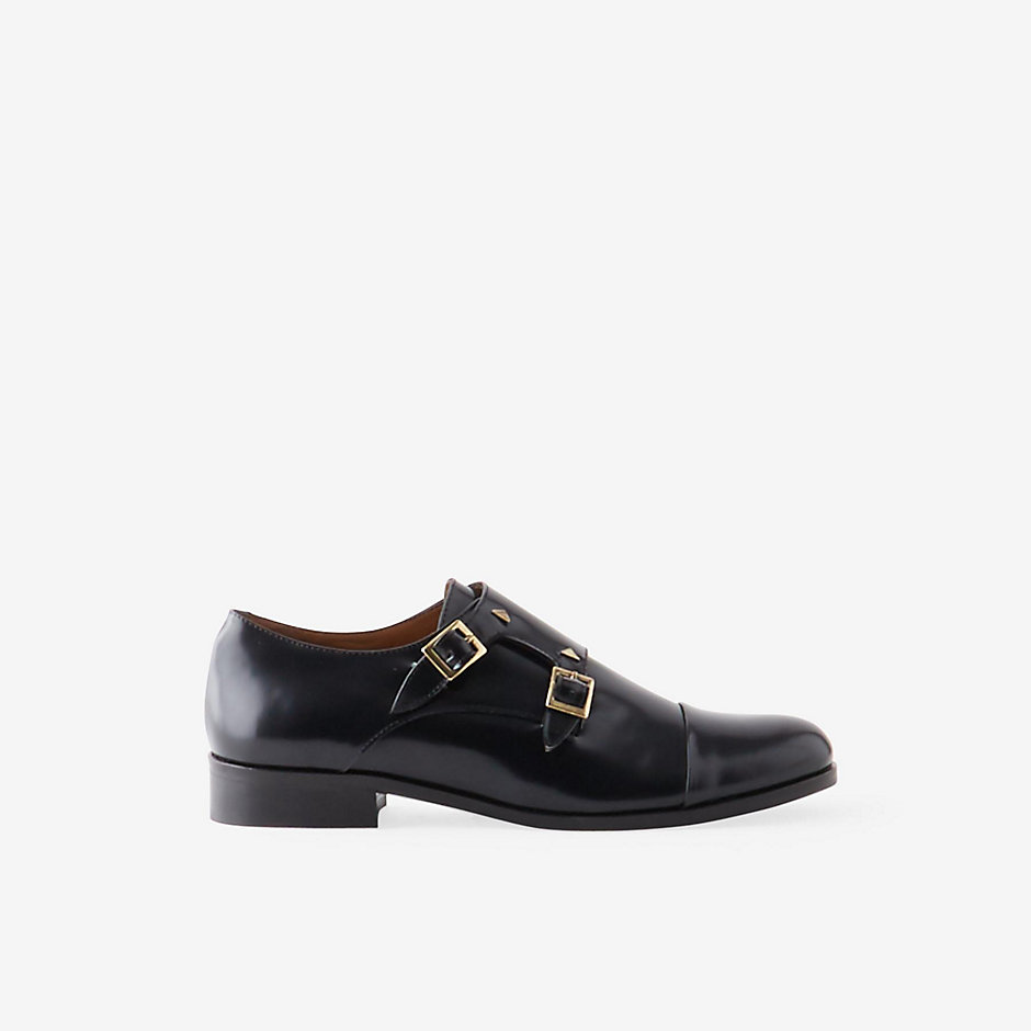 MR. THOMAS BUCKLE LOAFER