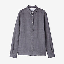 AARON WORSTED GAUZE SHIRT