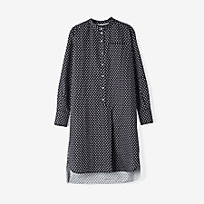 TORID INDIGO COTTON SHIRTDRESS