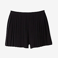 MELODY PLEATED MINI SKORT