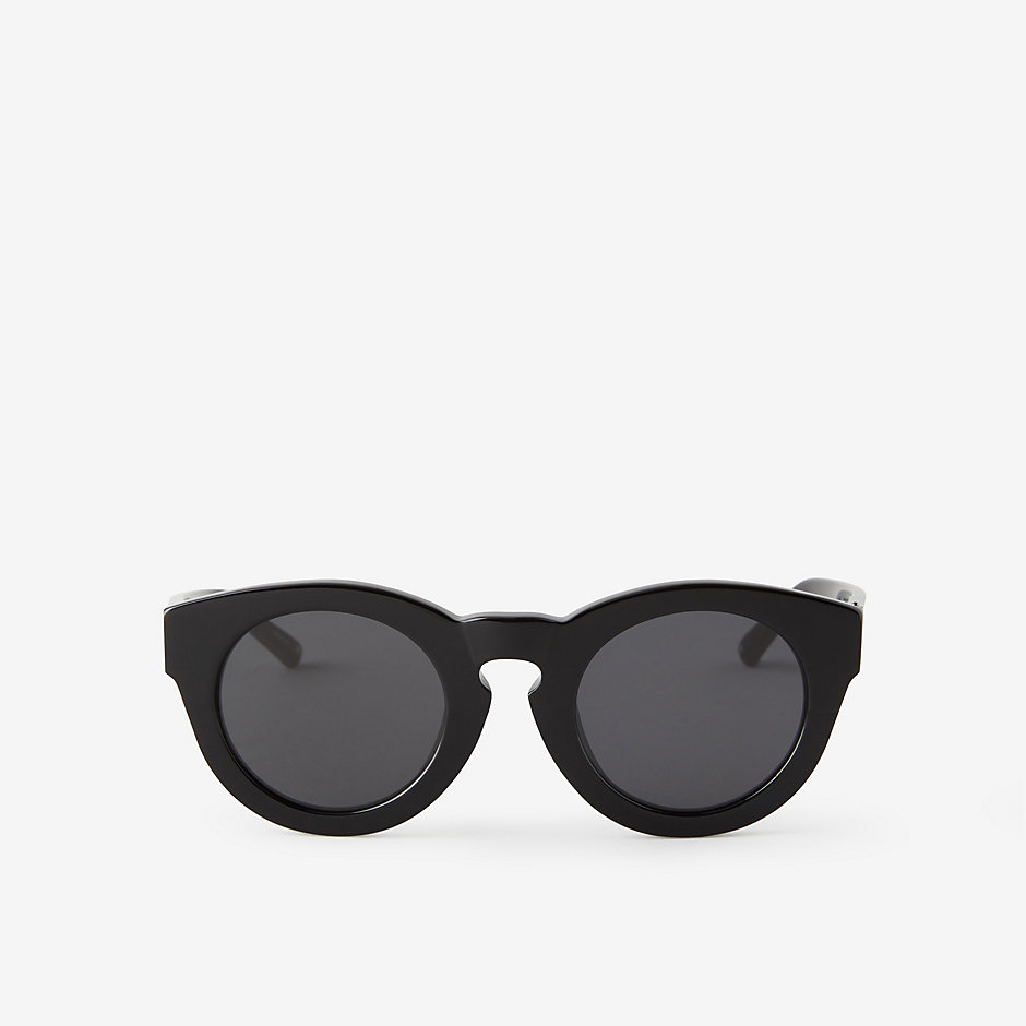 UNIQUE ANGULAR KEYHOLE SUNGLASSES