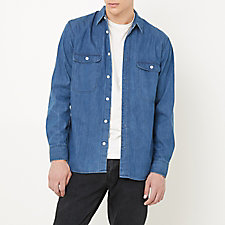 TRIPLE DOUBLE DENIM SHIRT
