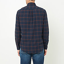 NAVY SIENNA PLAID