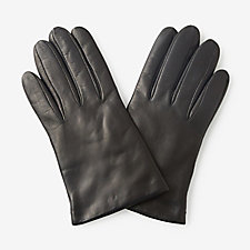 CLEAN LEATHER GLOVES