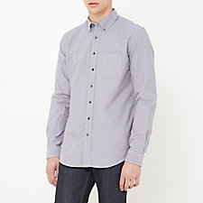 GARMENT DYED OXFORD ONE SHIRT