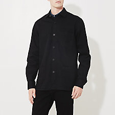 LEISURE DENIM ONE OVERSHIRT