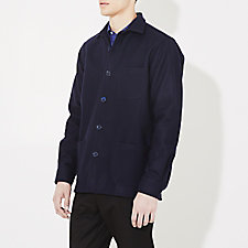 WOOL ONE OVERSHIRT