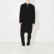 AIDEN WOOL CASHMERE COAT