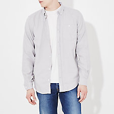 OSVALD BRUSHED COTTON SHIRT