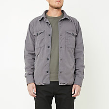 PIMA FLEECE LINED MULTI POCKET JACKET
