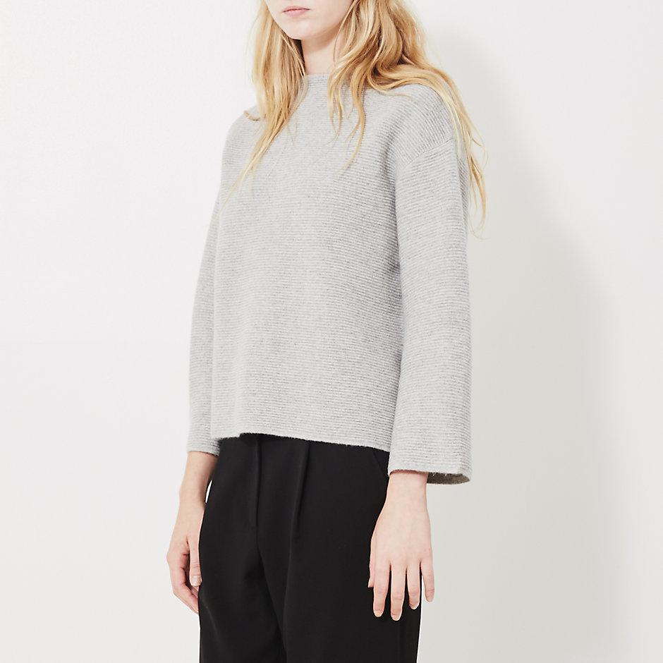 DAPHNE BOAT NECK SWEATER