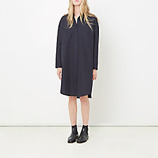 ESLOANE DRY POPLIN SHIRTDRESS