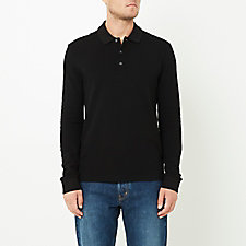 LONG SLEEVE ADVANTAGE POLO