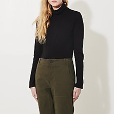 DWELL TURTLENECK