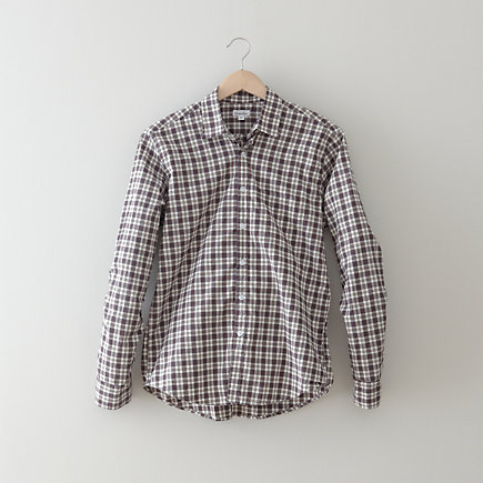 REVERSE SEAM SHIRT OUTSIDE POCKET