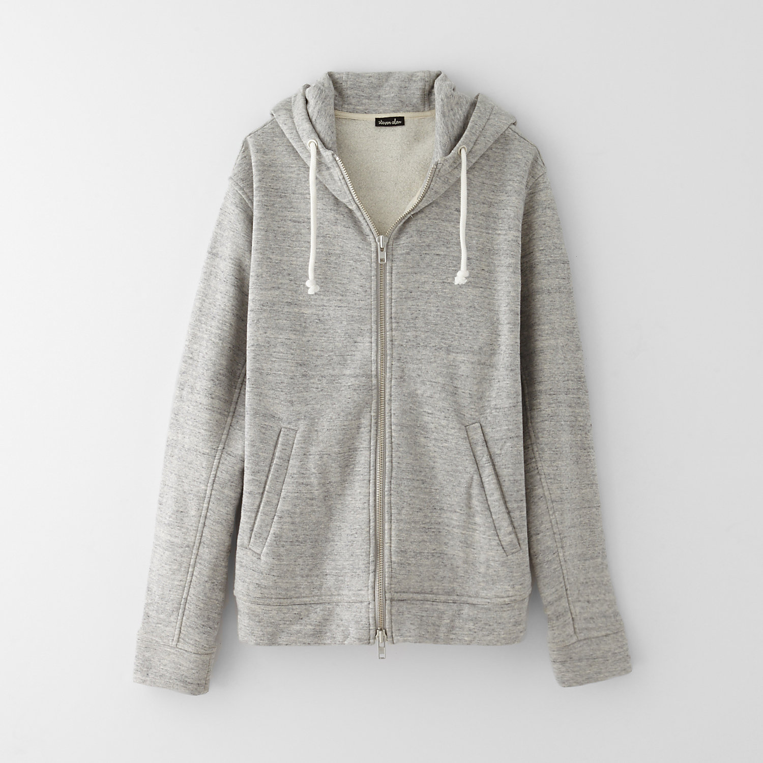 ZIP UP SPORTS HOODIE