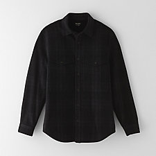 SHERPA LINED CPO SHIRT JACKET