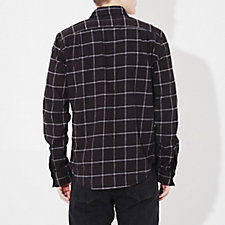 BLACK GREY CHECK