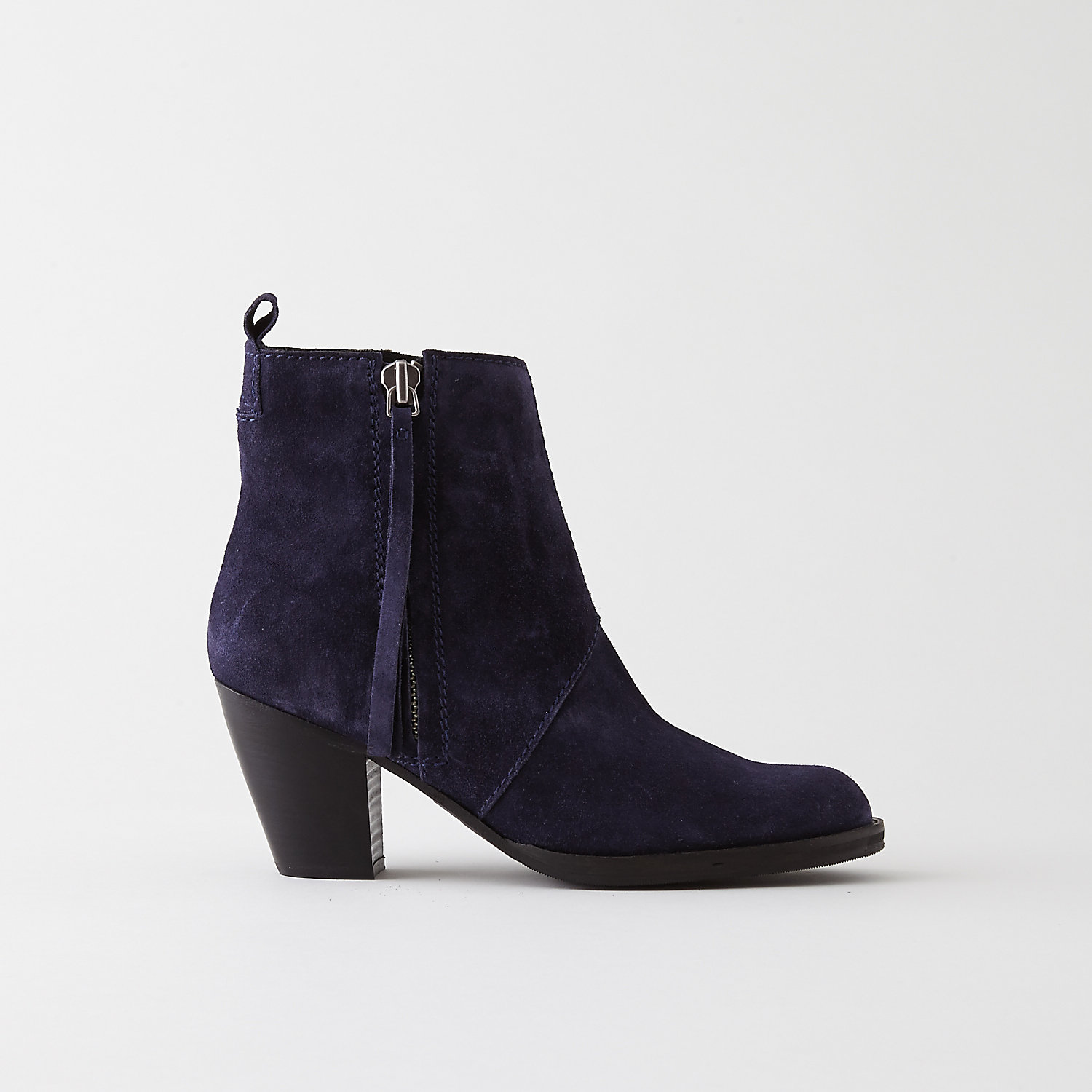 PISTOL BLUE FELT BOOT